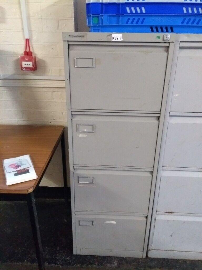 Free Filing Cabinet And Hanging Files | In Redbridge, London ...