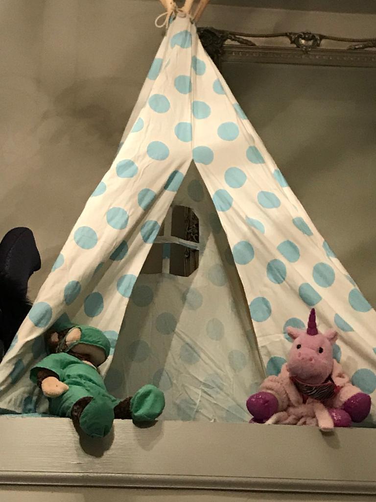 Joyce & Child teepee/wigwam tent | in Newington Edinburgh | Gumtree
