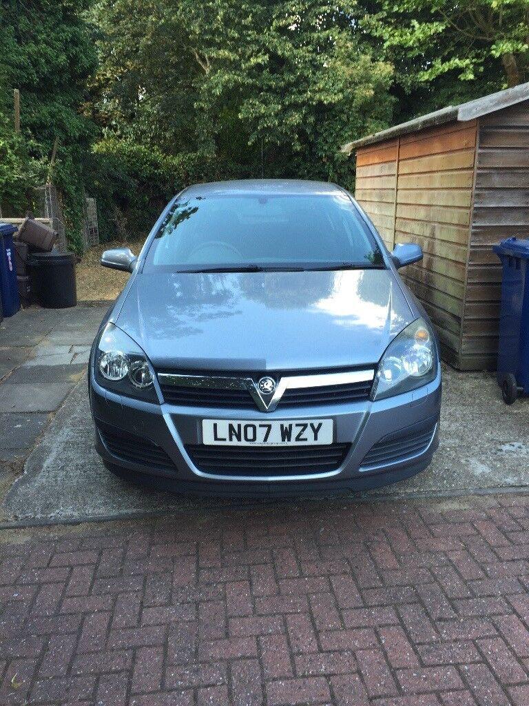 Vauxhall Astra automatic 5 doors & Vauxhall Astra automatic 5 doors | in Finchley London | Gumtree
