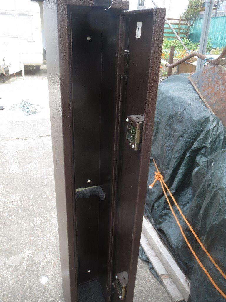 Metal gun cabinet for 3 guns & Metal gun cabinet for 3 guns | in Elgin Moray | Gumtree