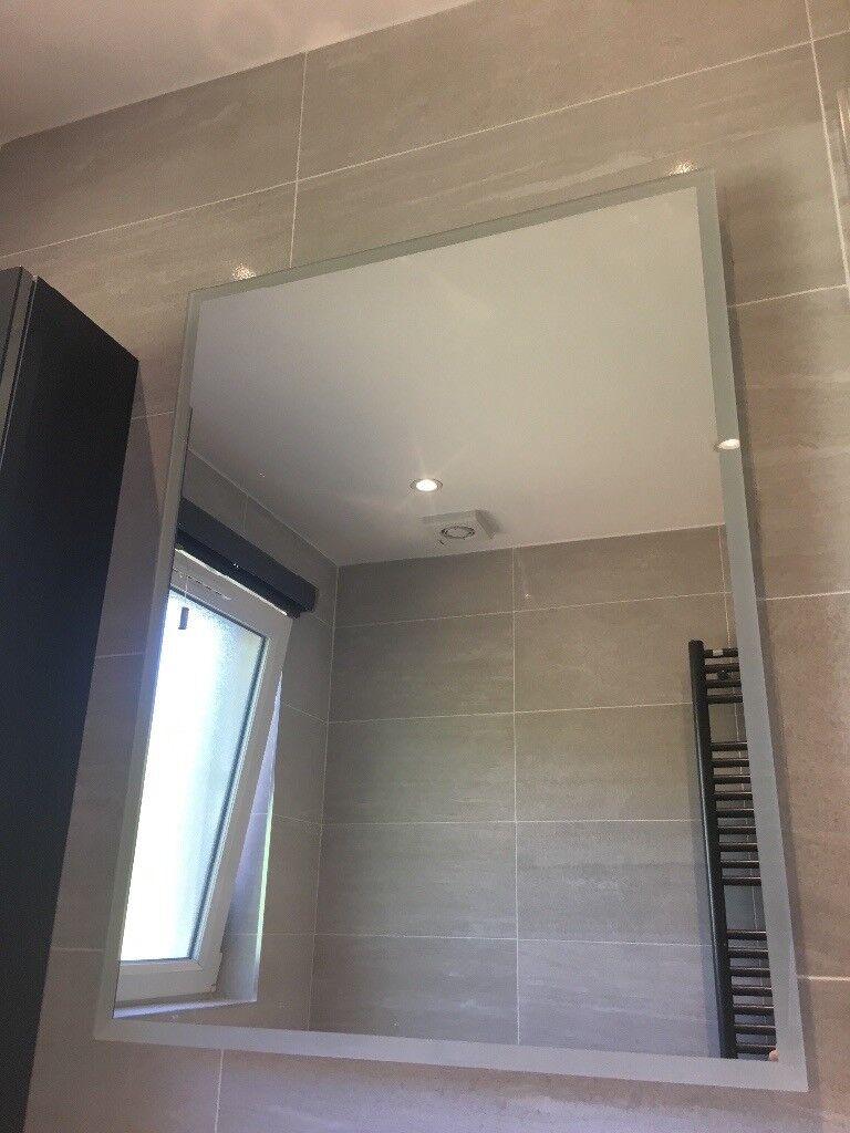 Bathroom Mirror For Duravit Suite