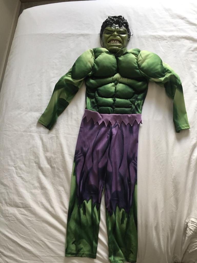 Disney Hulk Costume age 5-6 years & Disney Hulk Costume age 5-6 years | in Chandlers Ford Hampshire ...