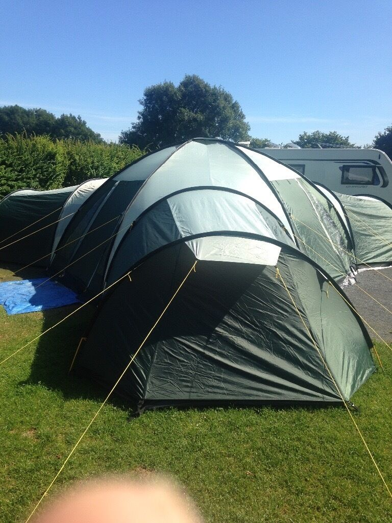 ProAction Canberra 12 man Tent & ProAction Canberra 12 man Tent | in Lytchett Matravers Dorset ...