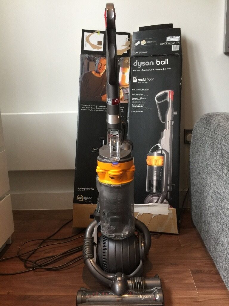 Dyson DC25 Multi Floor Lightweight Dyson Ball Upright Vacuum Cleaner For  ALL Floor Type DISCOUNTED