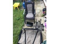 cyprinus whole hog chair