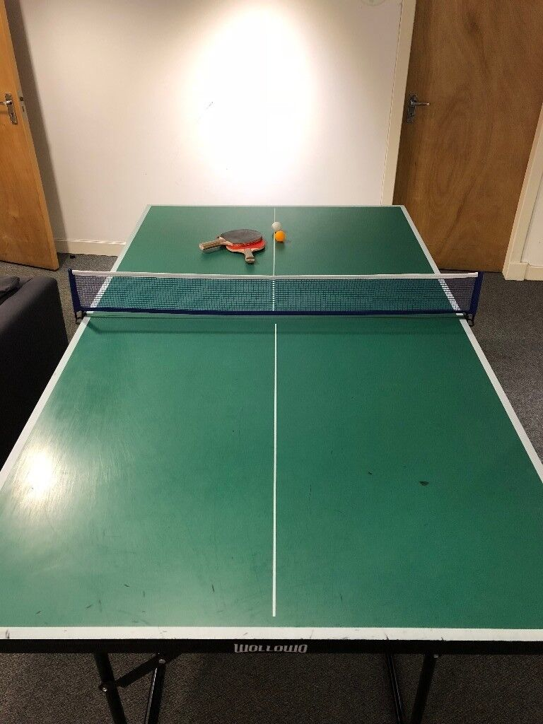 3/4 Size Table Tennis/Ping Pong Table