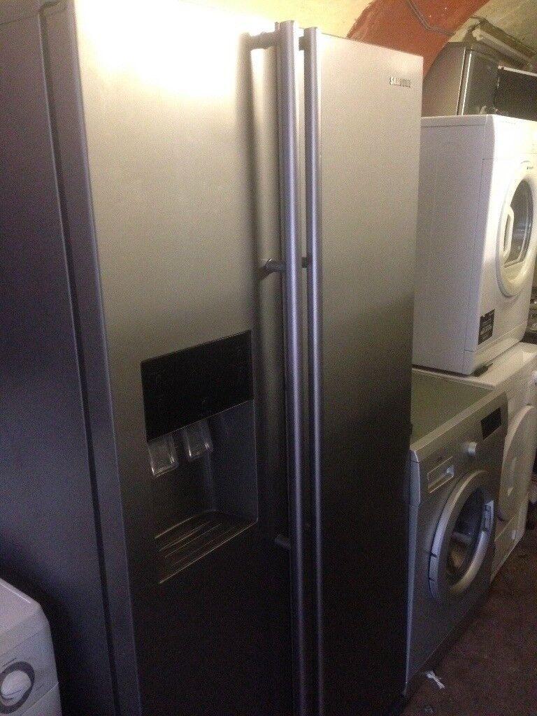 Cheap American Fridge Part - 41: Samsung American Fridge Freezer Freezer.....Cheap Free Delivery