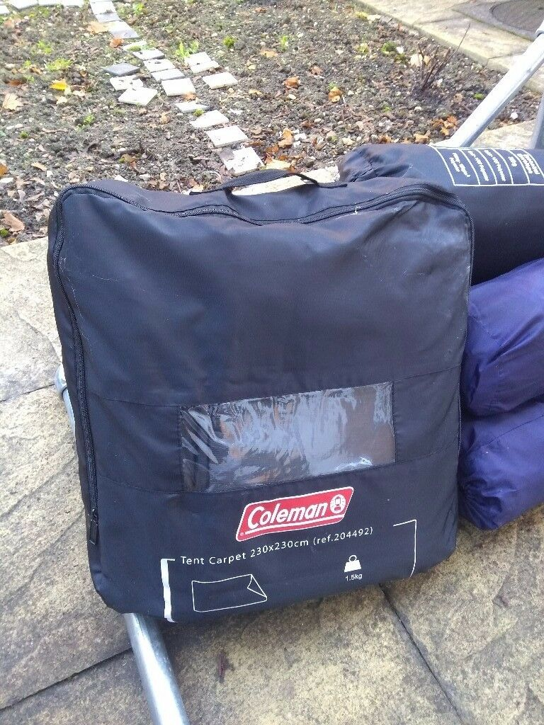 Coleman tent carpet & Coleman tent carpet   in Cambridge Cambridgeshire   Gumtree