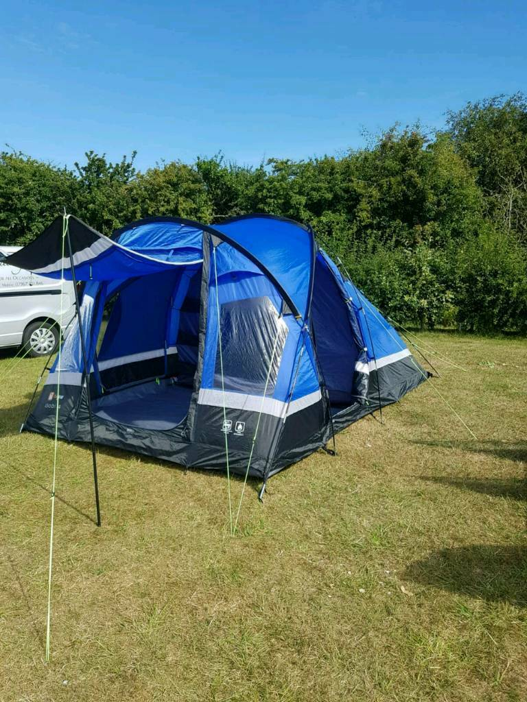 hi gear 5 man/person tent. Excellent condition & hi gear 5 man/person tent. Excellent condition | in Norwich Norfolk ...