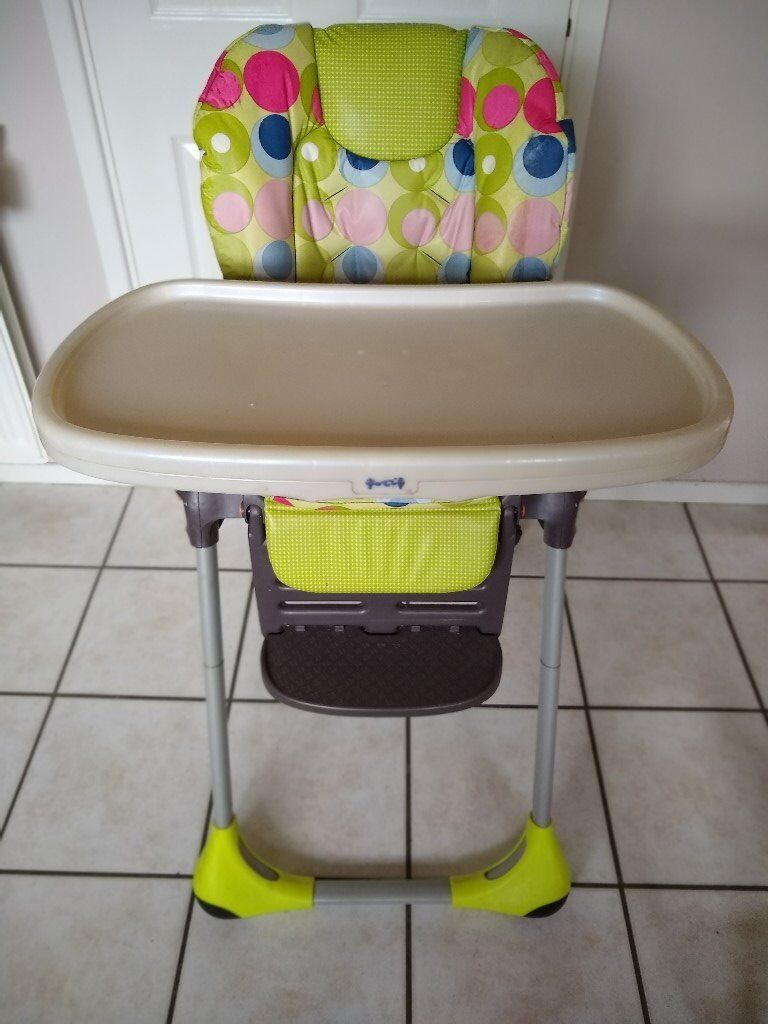 High Chair & High Chair | in Tamworth Staffordshire | Gumtree