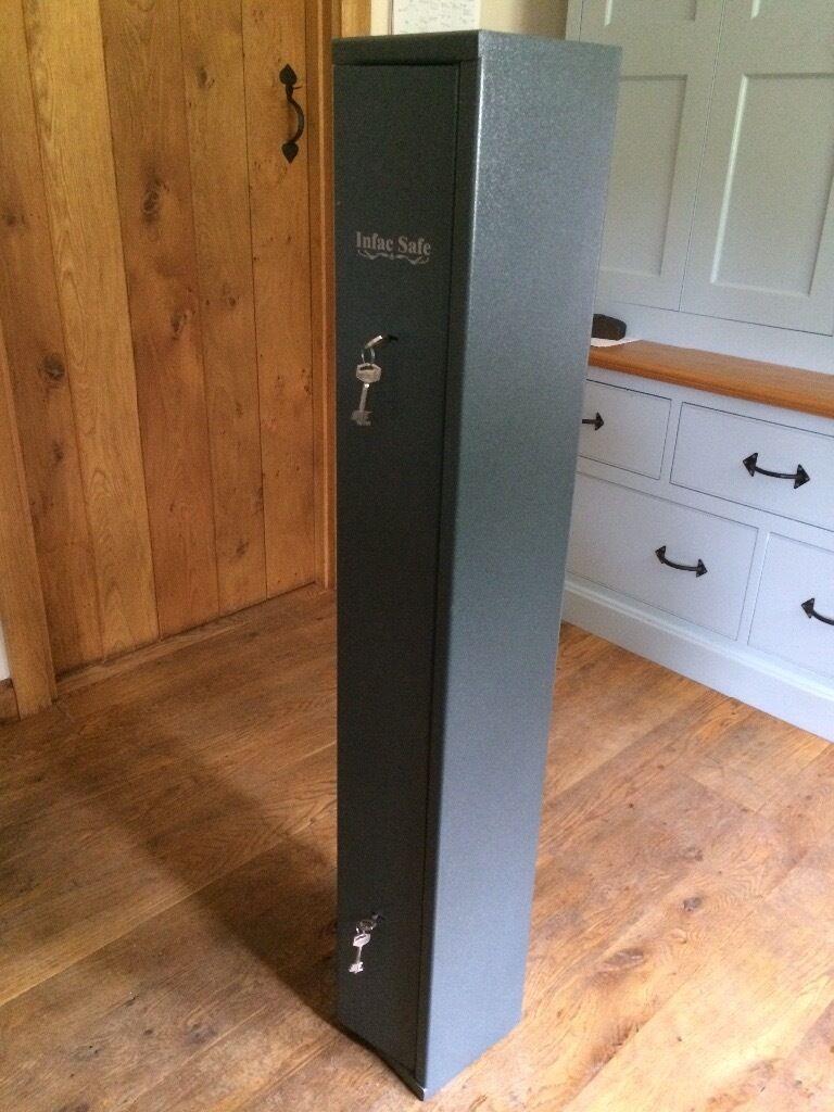 Infac Safe - 2 gun cabinet & Infac Safe - 2 gun cabinet | in Chard Somerset | Gumtree
