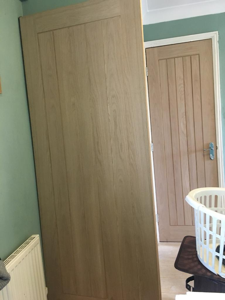 Wickes Geneva Oak internal door & Wickes Geneva Oak internal door | in Stockton-on-Tees County Durham ...