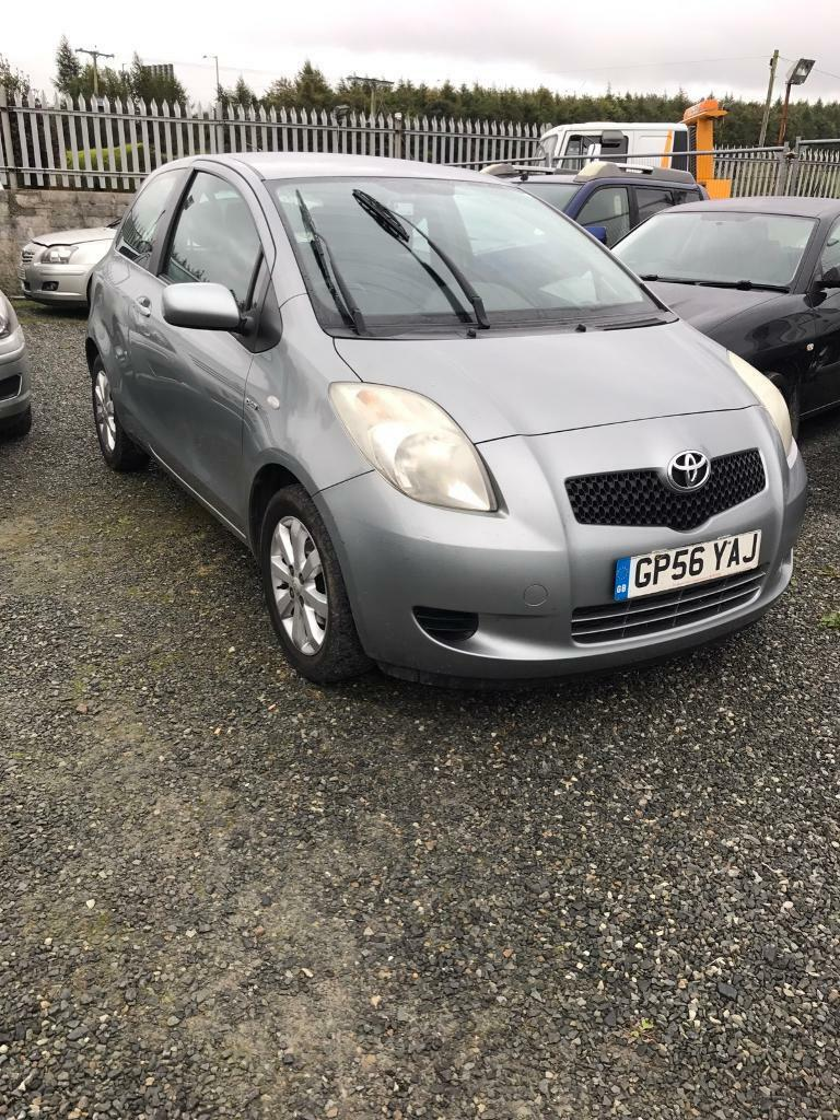 2007 Toyota Yaris 1.4 D4d £30 Road Tax. Low Insurance 63 Mpg
