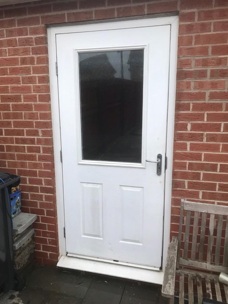 Beau Back/rear Garage Door