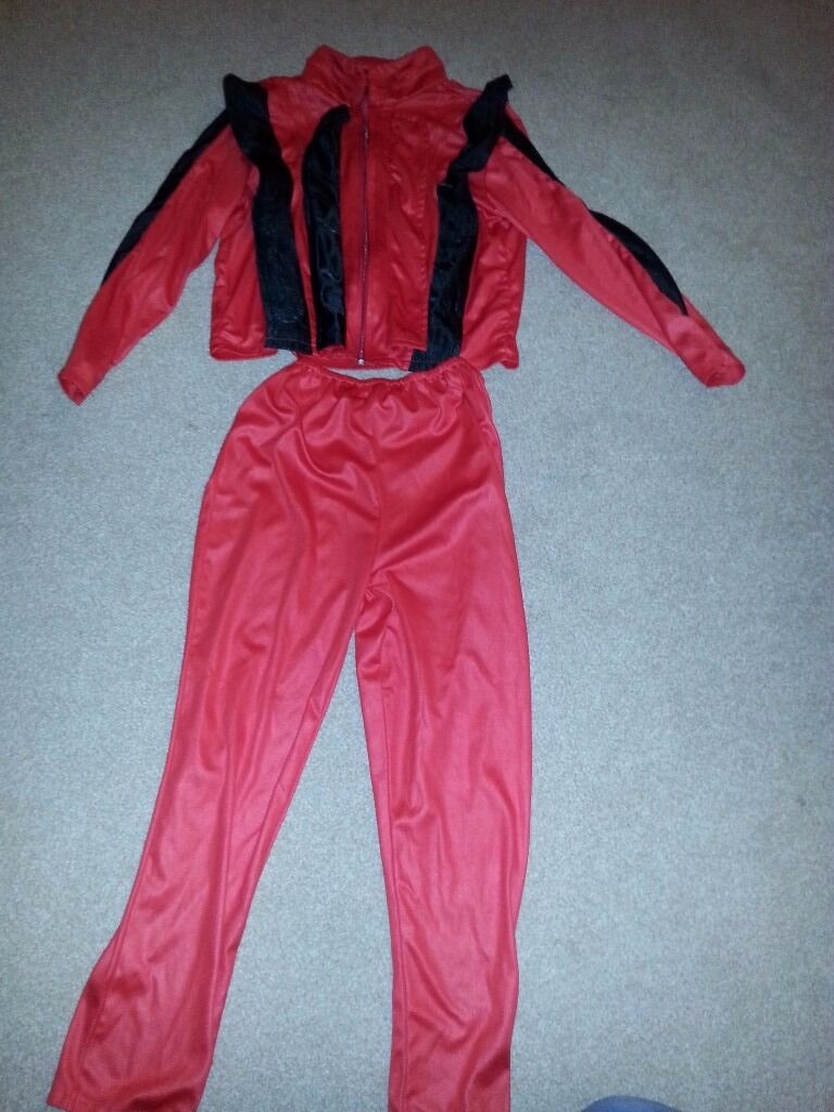 Kidsu0027 Michael Jackson u0027Thrilleru0027 fancy dress costume - FREE! & Kidsu0027 Michael Jackson u0027Thrilleru0027 fancy dress costume - FREE!! | in ...