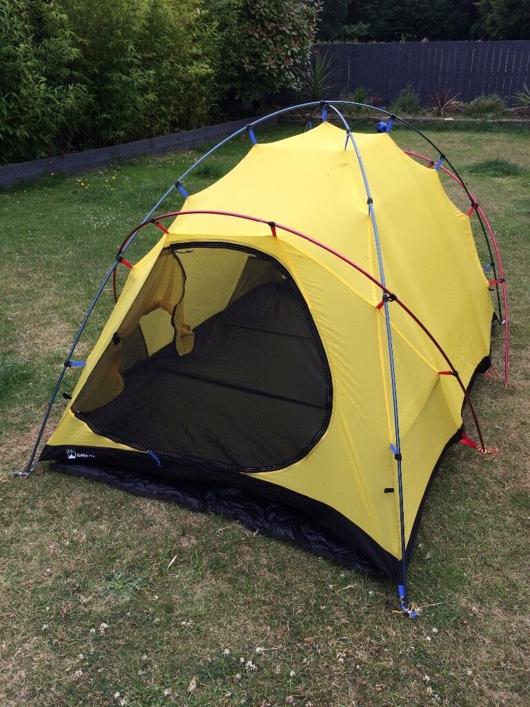 Terra Nova Superlite Quasar 4 season 2 man tent & Terra Nova Superlite Quasar 4 season 2 man tent | in Norwich ...