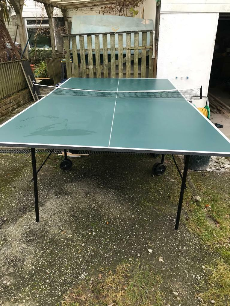 Butterfly Ping Pong Table, Open To Offers!