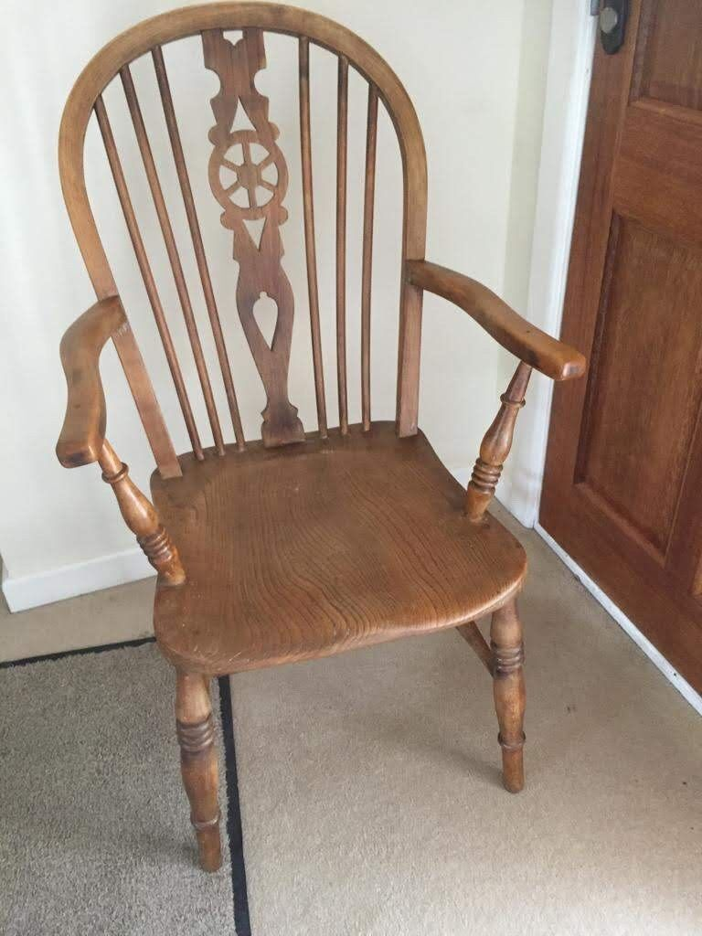 Ordinaire TWO Wooden Carver Chairs *URGENT* | In Cheltenham, Gloucestershire ...