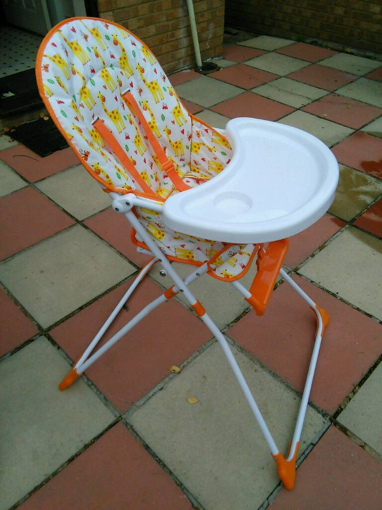 High chair & High chair | in Cambridge Cambridgeshire | Gumtree
