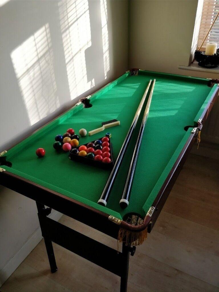 Pool U0026 Snooker 4 Foot Table
