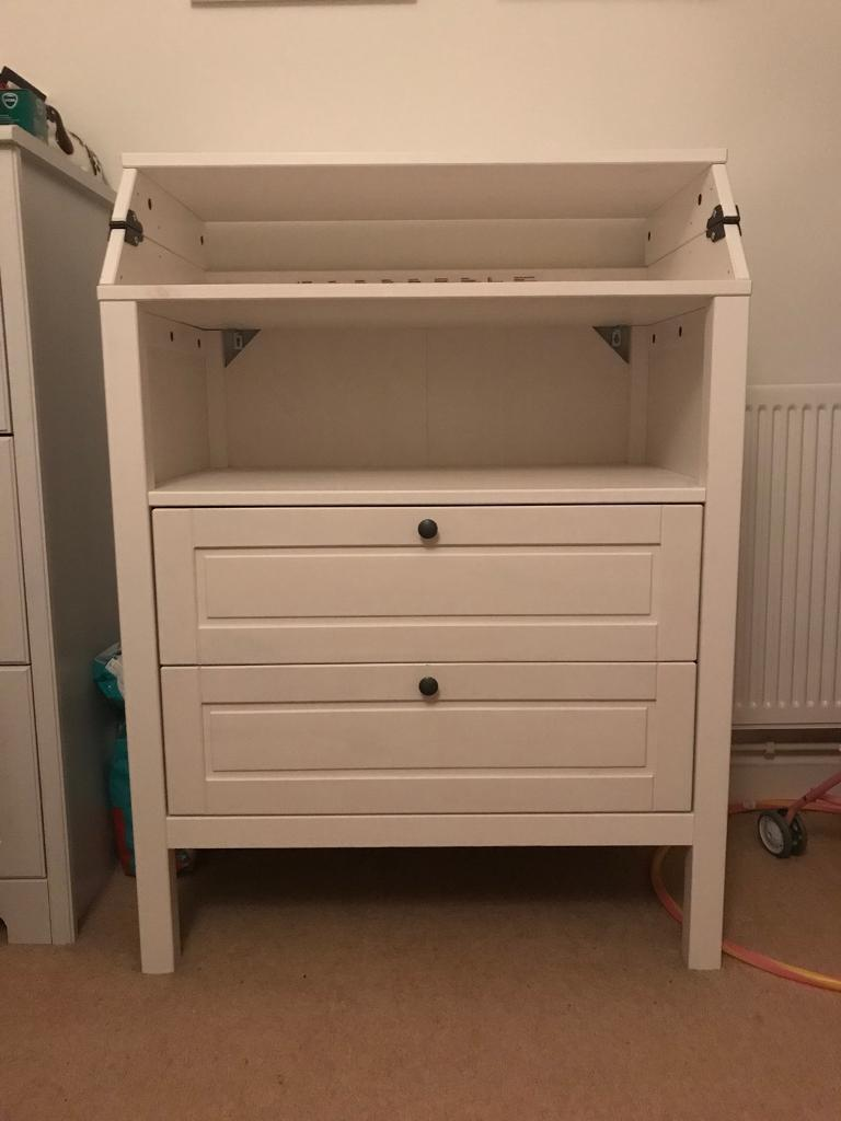 Beau Ikea SUNDVIK Changing Table   Collection Only From N5