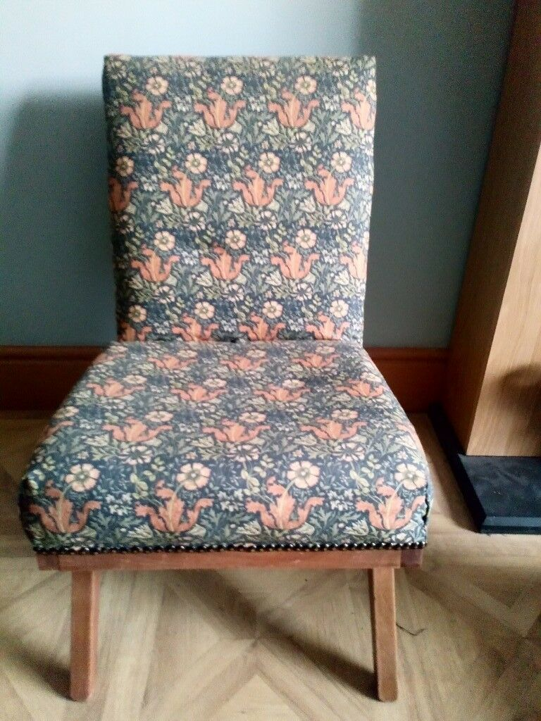 William Morris Design Chair