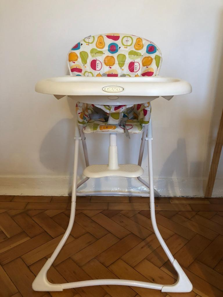 Graco Fruit Salad Highchair High Chair & Graco Fruit Salad Highchair High Chair | in Stoke Newington London ...