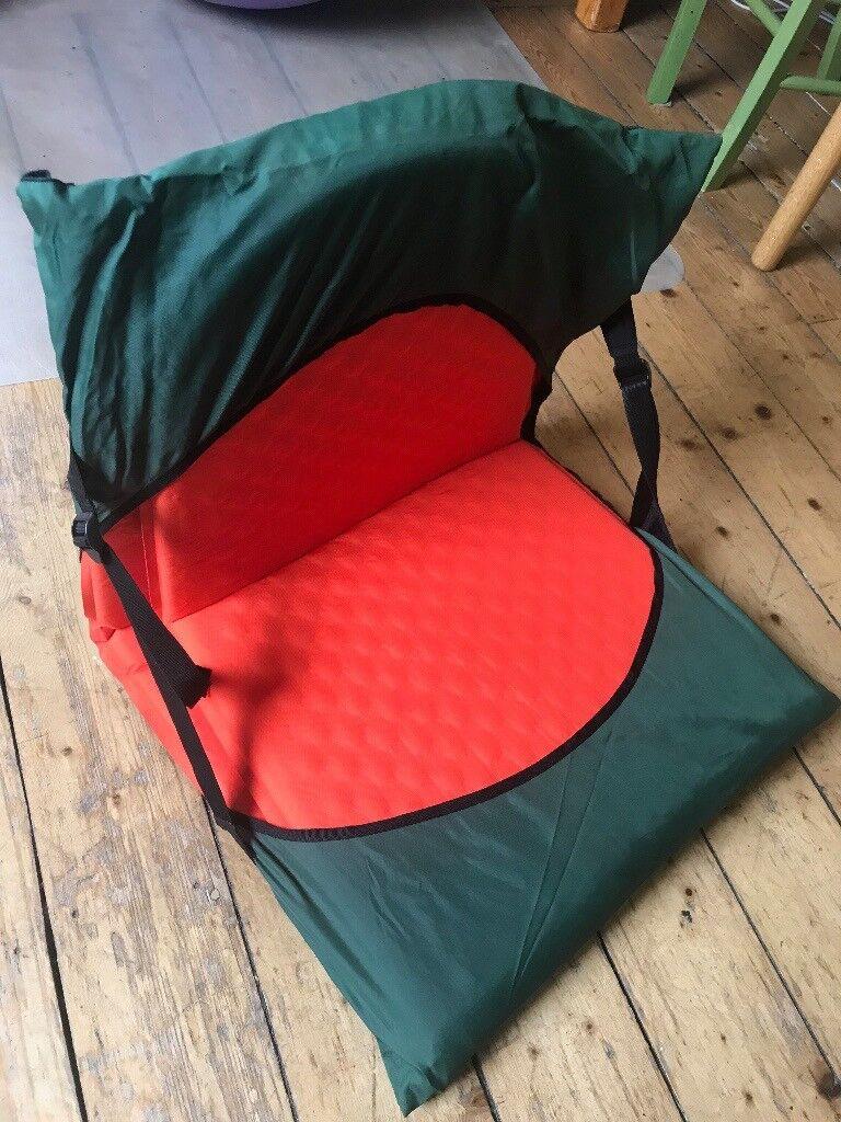 Thermarest Trekker chair (green) & Thermarest Trekker chair (green) | in Dalry Edinburgh | Gumtree