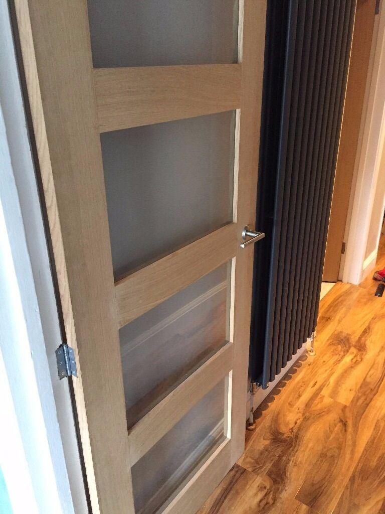 WICKES MARLOW INTERNAL OAK VENEER DOOR CLEAR GLAZED 4 PANEL 1981X762MM & WICKES MARLOW INTERNAL OAK VENEER DOOR CLEAR GLAZED 4 PANEL ... pezcame.com