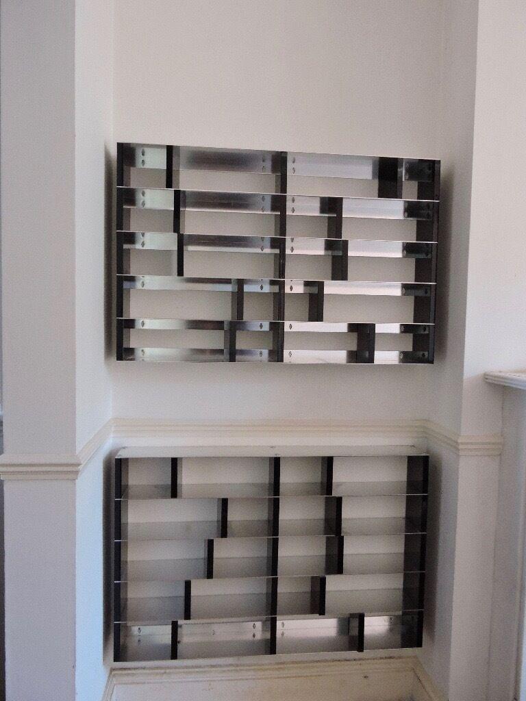 cool dvd cd storage units habitat designed by sharleen spiteri in with colonne range cd design. Black Bedroom Furniture Sets. Home Design Ideas