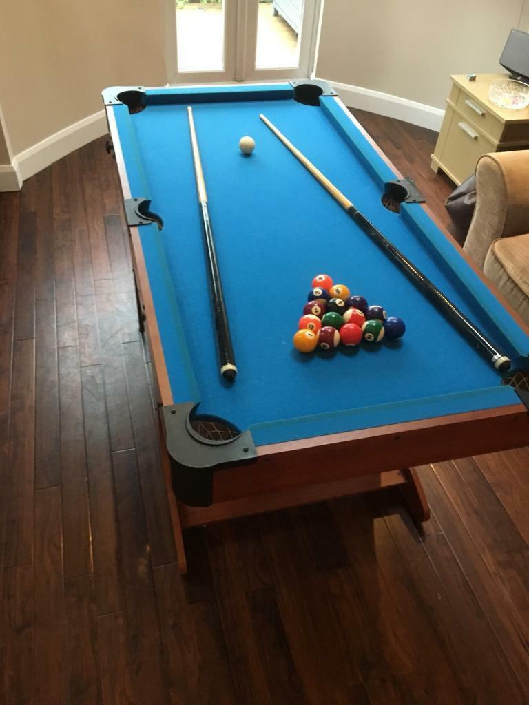 5ft Folding Pool Table