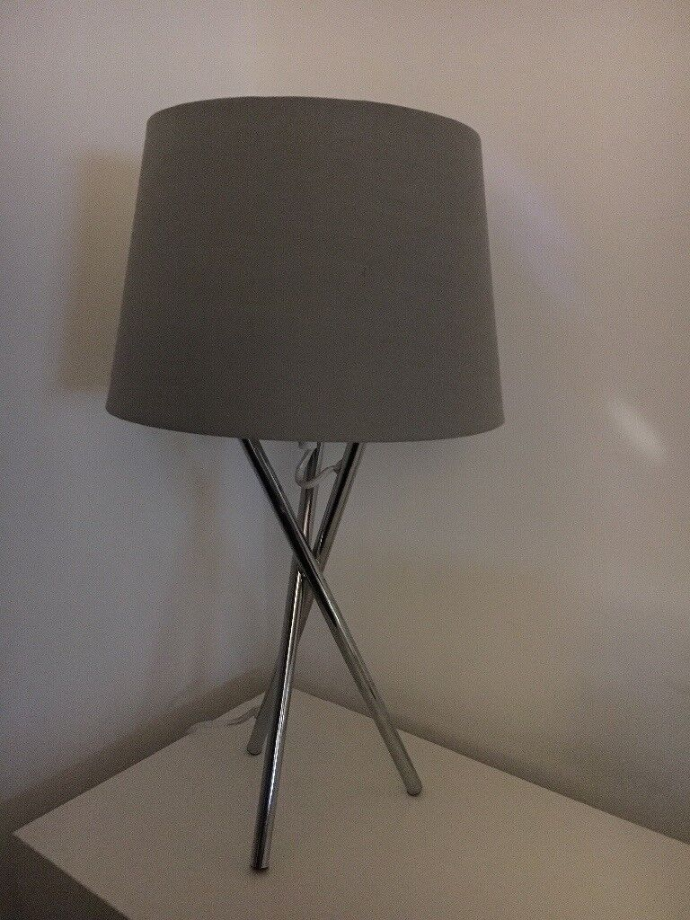 Matching Table Lamp And Floor Lamp