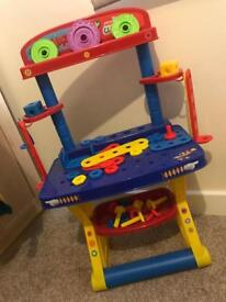 Mickey Mouse Work Bench & NOW SOLD) In the Night Garden Pop Up Ninky Nonk Tent Play Set | in ...