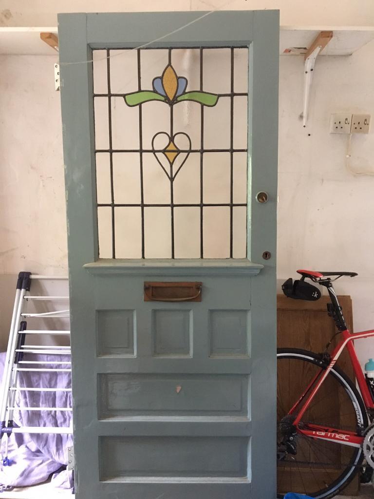 1930u0027s front door & 1930u0027s front door   in Corfe Mullen Dorset   Gumtree
