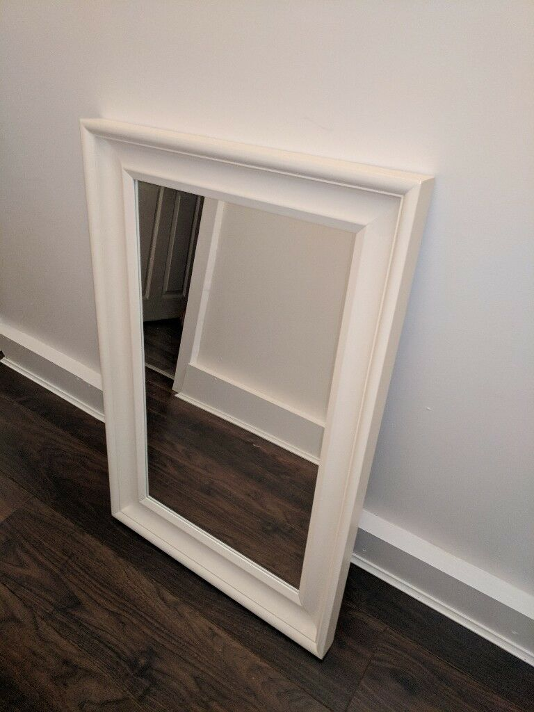 Ikea Hemnes Mirror In White Brand New Condition 30 Kilburn