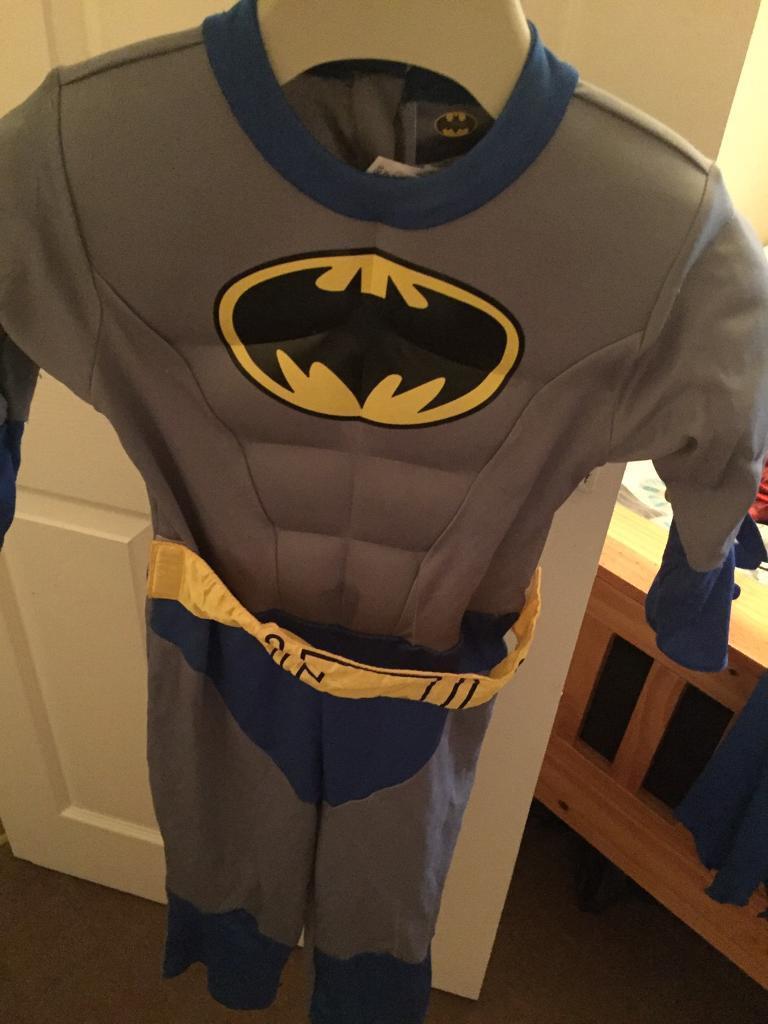Boys Batman dress up costume & Boys Batman dress up costume   in Stoke-on-Trent Staffordshire ...