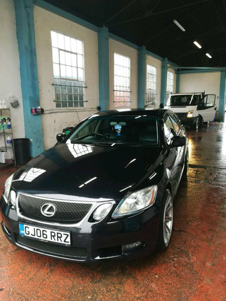 Lexus Gs 300, Good Condition Car!