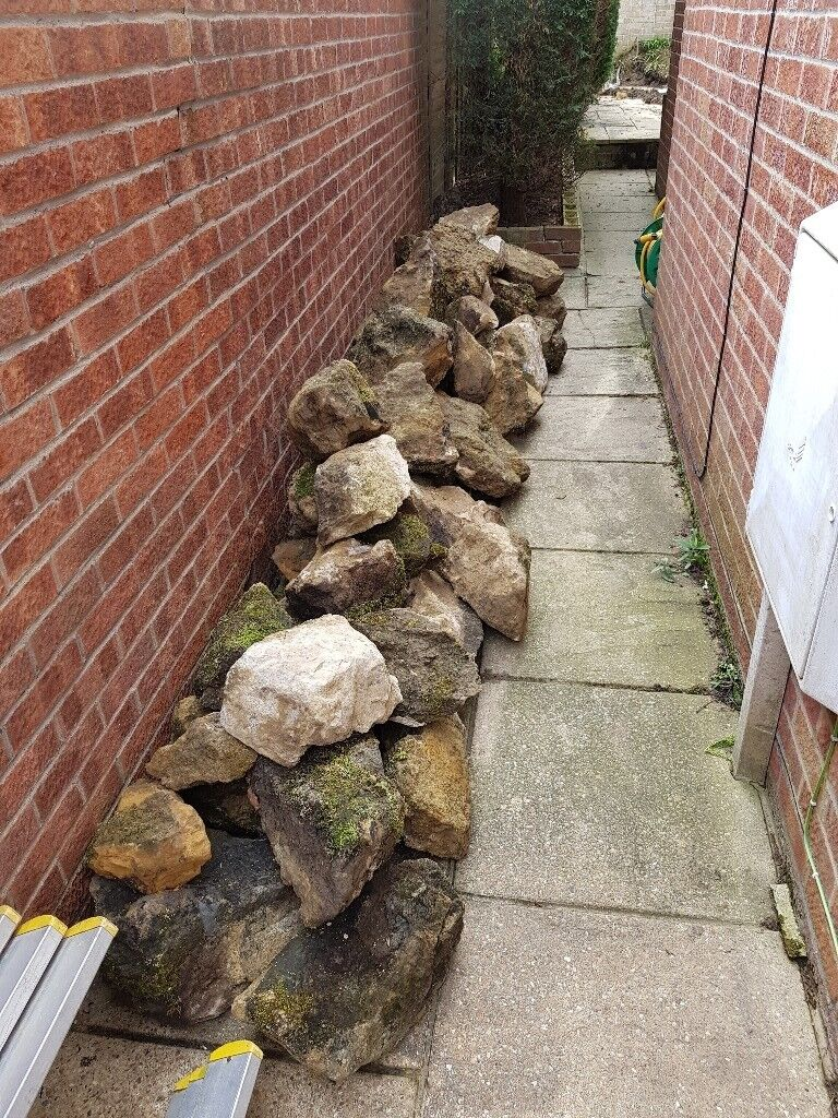 Exceptionnel Rockery Stones/ Large Garden Rocks