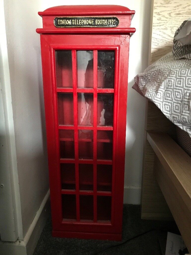 London Phone Box Cabinet In Good Condition Paid JPG 768x1024 London Telephone  Booth Cabinet