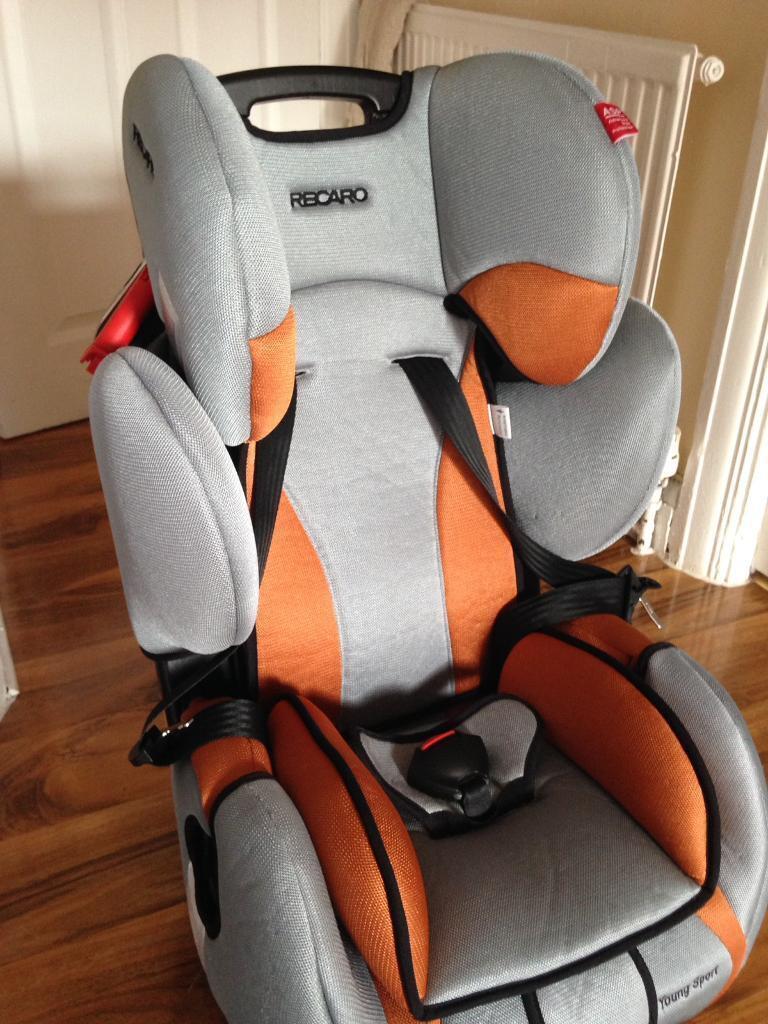 RECARO YOUNG SPORT CAR SEAT 9 18 Kg