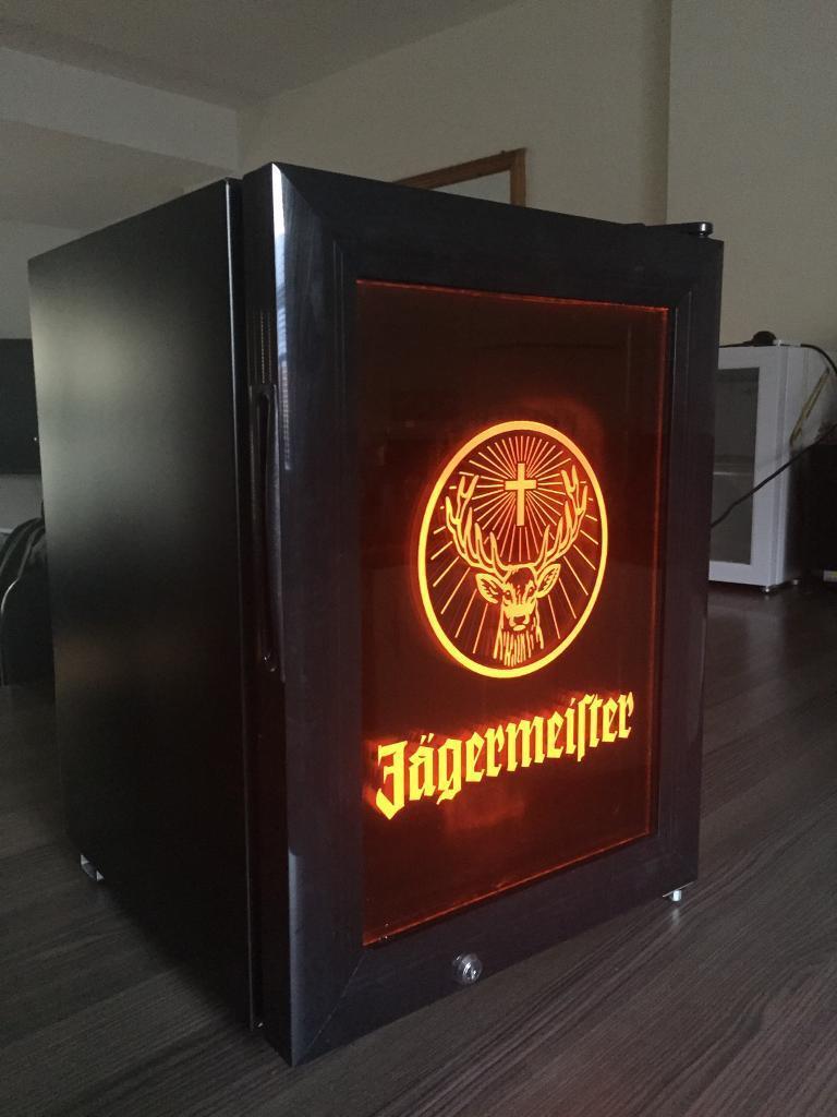 jgermeister mini freezer