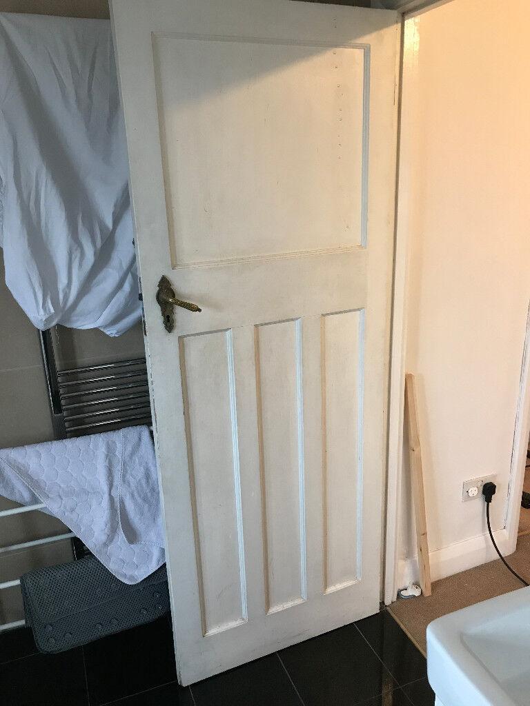 2 original 1930u0027s internal wooden doors for sale & 2 original 1930u0027s internal wooden doors for sale   in Kingston ...