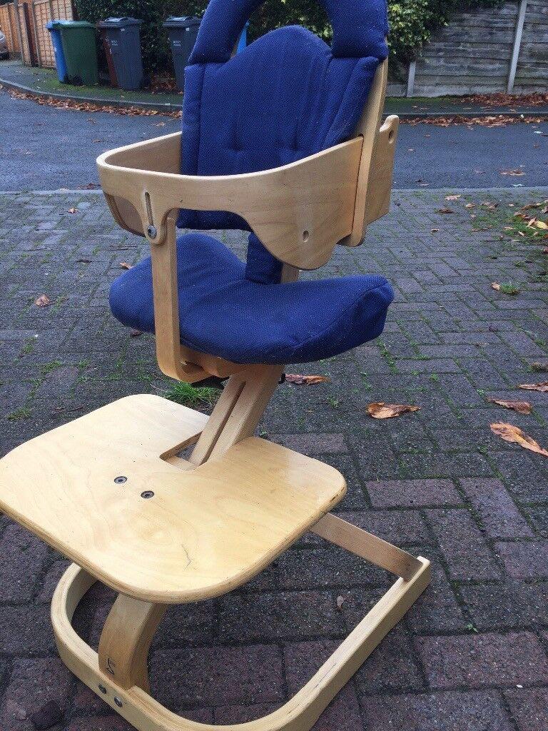 Svan Swedish Style Baby High Chair