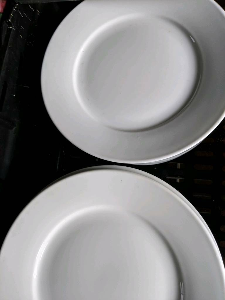 100 x 10 inch Athena hotelware dinner plates : athena dinnerware collection - pezcame.com