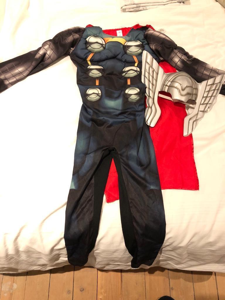 Marvelu0027s Thor dress up costume & Marvelu0027s Thor dress up costume | in Washington Tyne and Wear | Gumtree