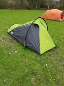 Coleman Avior X2 tent & Marechal Palombe 120 Lightweight Canvas Tent Retro Vintage 2 ...
