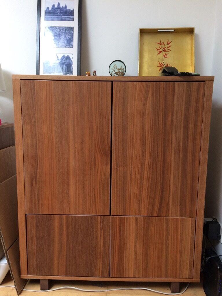 Charmant Ikea Stockholm Cabinet Cupboard
