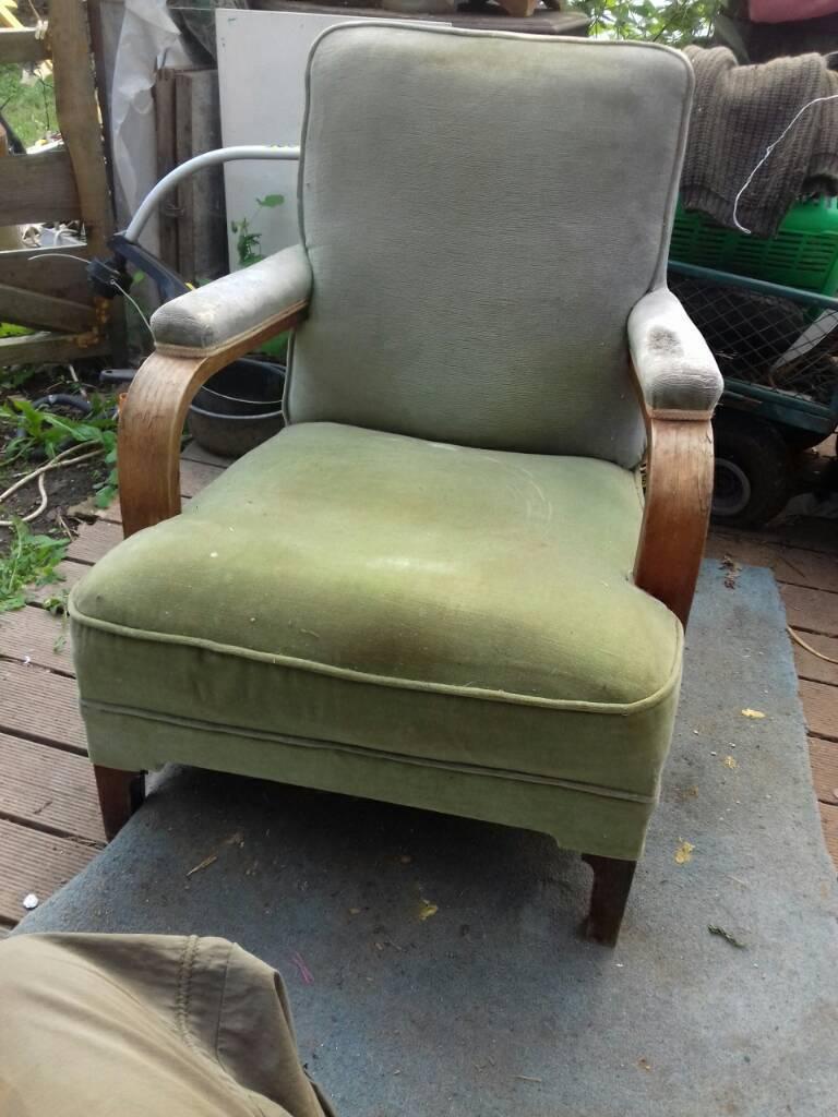 Parker Knoll? Vintage Short Leg Chair