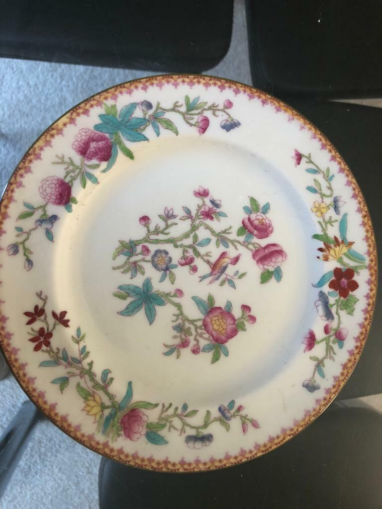 2 Royal Doulton decorative plates & 2 Royal Doulton decorative plates | in Broadstone Dorset | Gumtree