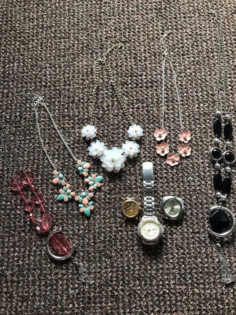Costume Jewellery/watches & Costume Jewellery/watches | in Stapleford Nottinghamshire | Gumtree